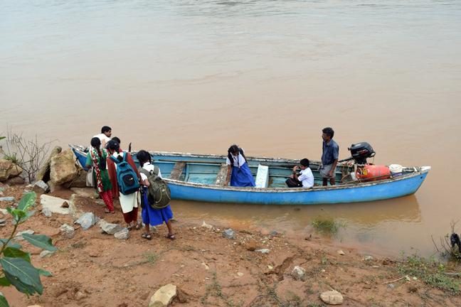 Nethravathi Boat