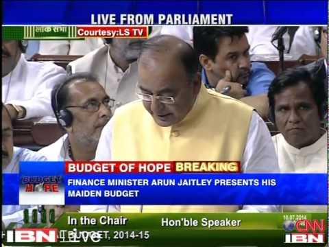 Budget 2014_Arun Jaitley