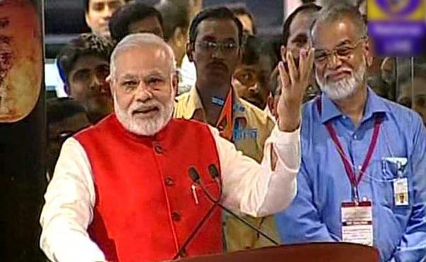 ISRO_Mangalyaan_Modi
